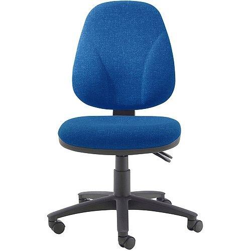 Arista Concept Maxi High Back Asynchro Tilt Task Operator Office Chair Blue KF03464