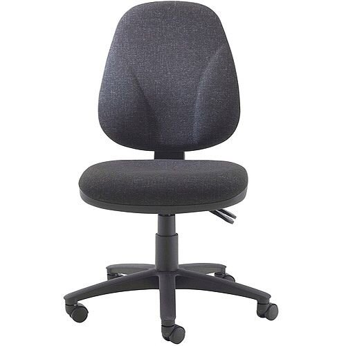Arista Concept Maxi High Back Asynchro Tilt Task Operator Office Chair Charcoal KF03465