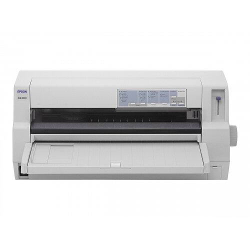 Epson DLQ 3500 - Printer - colour - dot-matrix - A3 - 24 pin - up to 594 char/sec - parallel, USB