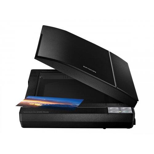 Epson Perfection V370 Photo - Flatbed scanner - A4 - 4800 dpi x 9600 dpi - USB 2.0