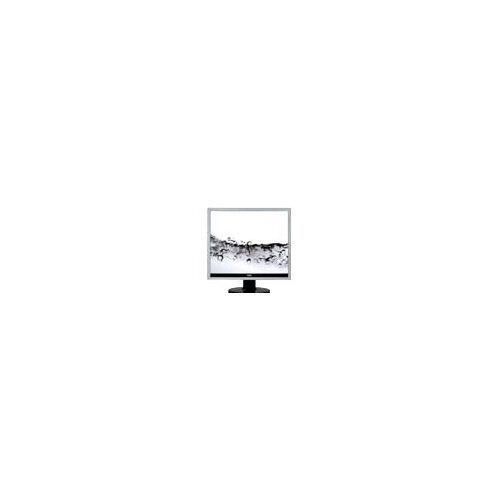 "AOC e719Sda - LED Computer Monitor - 17"" (17"" viewable) - 1280 x 1024 - TN - 250 cd/m² - 1000:1 - 5 ms - DVI-D, VGA - speakers - black, silver"