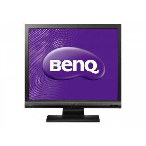 "BenQ BL702A - LED Computer Monitor - 17"" - 1280 x 1024 - TN - 250 cd/m² - 1000:1 - 5 ms - VGA - black"