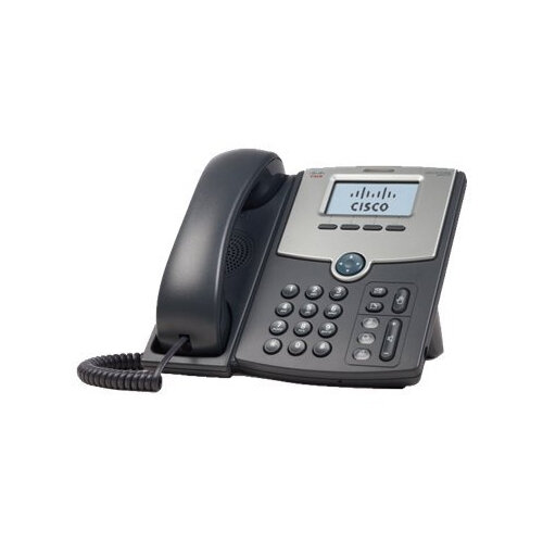 Cisco Small Business SPA 512G - VoIP phone - SIP, SIP v2, SPCP, RTCP, RTP, SRTP