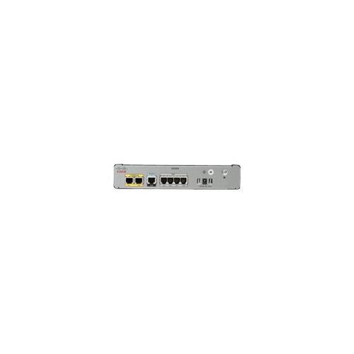Cisco VG204XM Analog Voice Gateway - VoIP phone adapter - 100Mb LAN