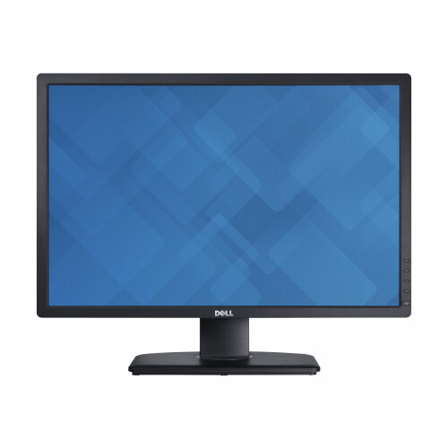 "Dell UltraSharp U2412M - LED Computer Monitor - 24"" (24"" viewable) - 1920 x 1200 - IPS - 300 cd/m² - 1000:1 - 8 ms - DVI-D, VGA, DisplayPort - black"