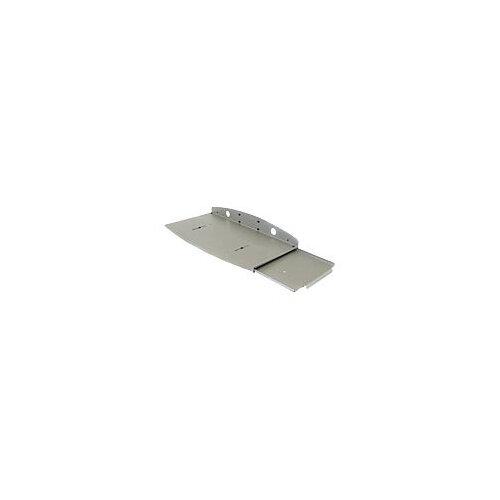 Ergotron - Keyboard drawer - grey - for Ergotron 100 Series Keyboard Pivot