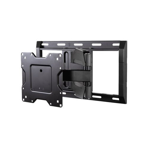 """Ergotron Neo-Flex Cantilever, UHD - Mounting kit (wall plate, monitor plate, motion arm, spider adapter, mounting hardware) for LCD / plasma panel - screen size: 37""""-52"""""""