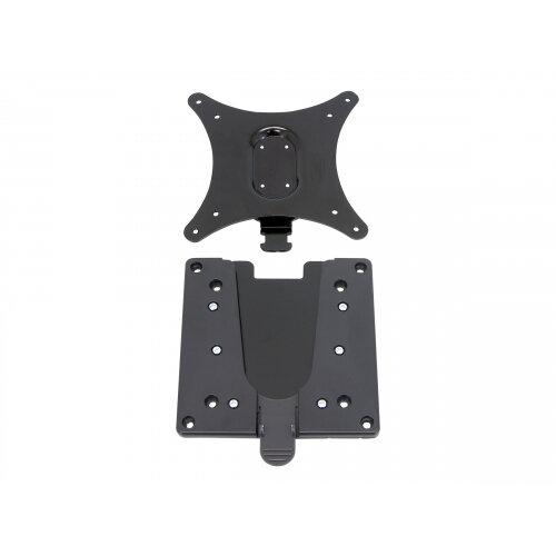 Ergotron Quick Release LCD Bracket - Monitor bracket - black