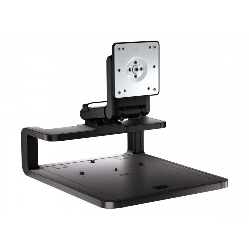 "HP Adjustable Display Stand - Stand for LCD display / notebook - screen size: 24"" - for HP 245 G6, 25X G6; Chromebook x360; ProBook 640 G4, 64X G3, 650 G4; Stream Pro 11 G4"