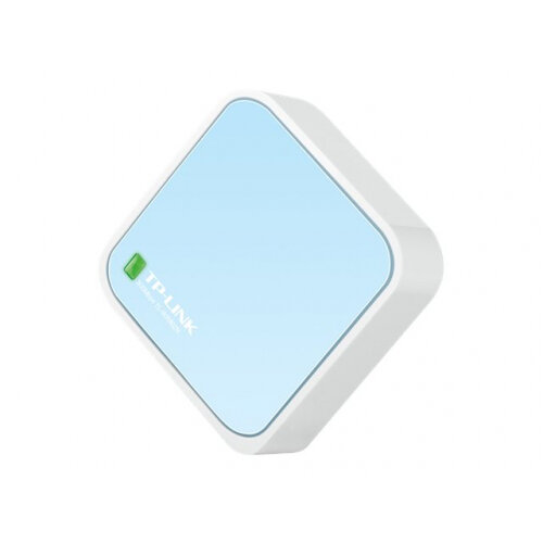 TP-Link TL-WR802N - Wireless router - 802.11b/g/n - 2.4 GHz
