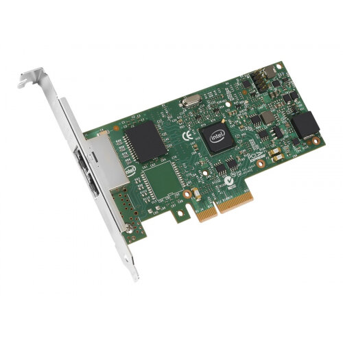 Intel Ethernet Server Adapter I350-T2 - Network adapter - PCIe 2.1 x4 low profile - 1000Base-T x 2