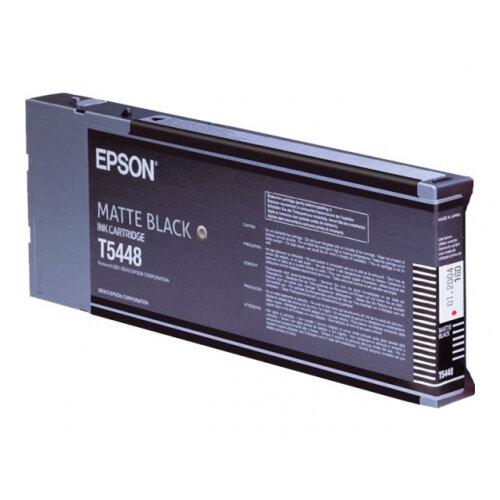 Epson T5448 - 220 ml - matte black - original - ink cartridge - for Stylus Pro 4000, Pro 4000 C4, Pro 4000 C8, Pro 4400, Pro 4800, Pro 7600, Pro 9600