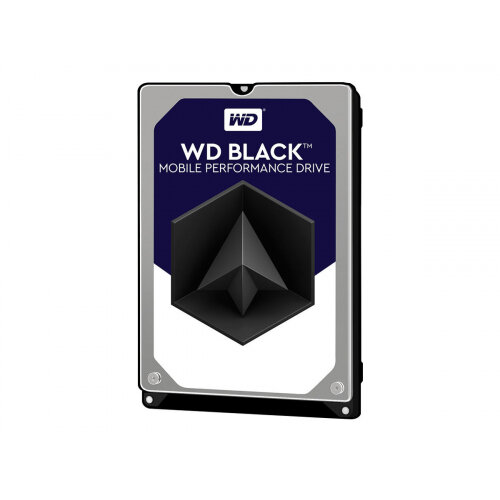"WD Black Performance Hard Drive WD5000LPLX - Hard drive - 500 GB - internal - 2.5"" - SATA 6Gb/s - 7200 rpm - buffer: 32 MB"