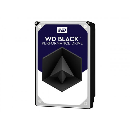 "WD Black Performance Hard Drive WD5003AZEX - Hard drive - 500 GB - internal - 3.5"" - SATA 6Gb/s - 7200 rpm - buffer: 64 MB"
