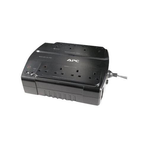 APC Back-UPS ES 700 - UPS - AC 230 V - 405 Watt - 700 VA - output connectors: 8 - United Kingdom - black