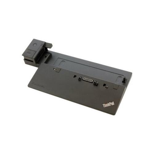 Lenovo ThinkPad Basic Dock - Port replicator - for ThinkPad A475; L460; L470; L560; L570; P50; P51; T460; T470; T560; T570; W54X; X260; X270