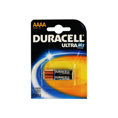 Duracell Ultra MX 2500 - Battery AAAA Alkaline