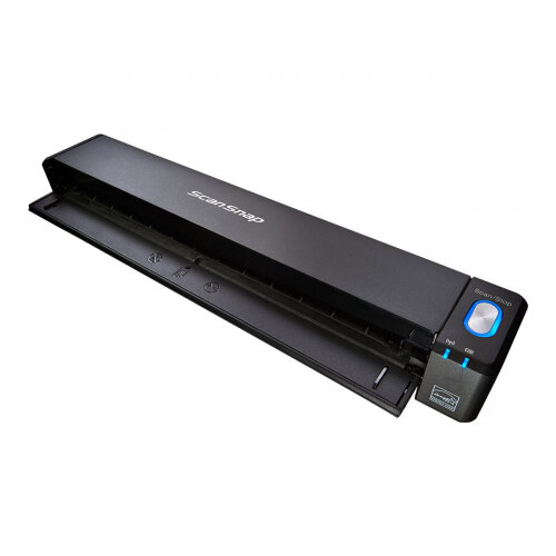 Fujitsu ScanSnap iX100 - Sheetfed scanner - 216 x 863 mm - 600 dpi x 600 dpi - USB 2.0, Wi-Fi