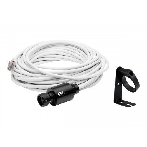 AXIS F1015 Sensor Unit - Network surveillance camera - colour - 1920 x 1200 - fixed iris - vari-focal - audio - LAN 10/100 - MPEG-4, MJPEG, H.264