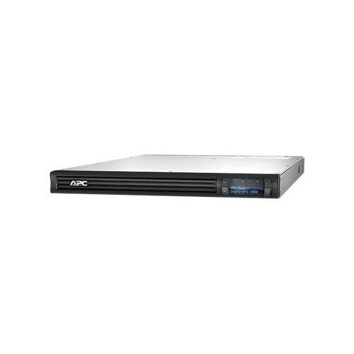 APC Smart-UPS 1500 LCD - UPS (rack-mountable) - AC 230 V - 1000 Watt - 1500 VA - RS-232, USB - output connectors: 6 - 1U - black