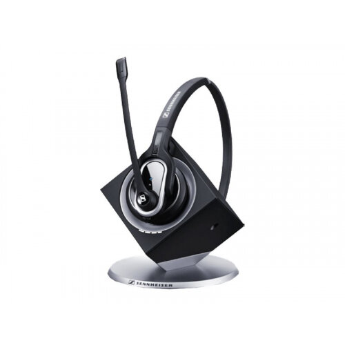 Sennheiser DW Pro1 20 ML - Call Center &Office - headset - on-ear - DECT CAT-iq - wireless