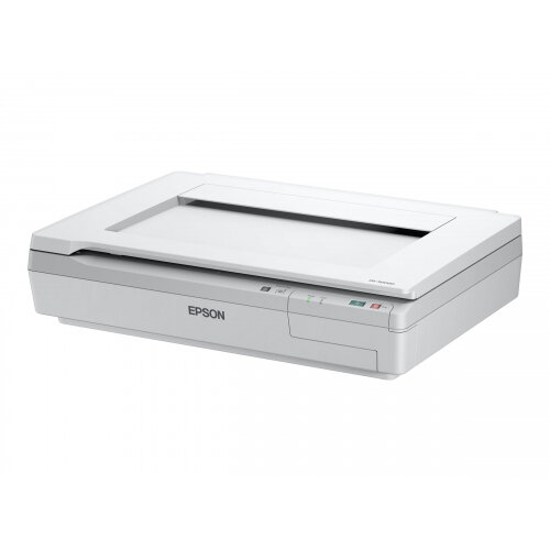 Epson WorkForce DS-50000 - Flatbed scanner - A3 - 600 dpi x 600 dpi - USB 2.0