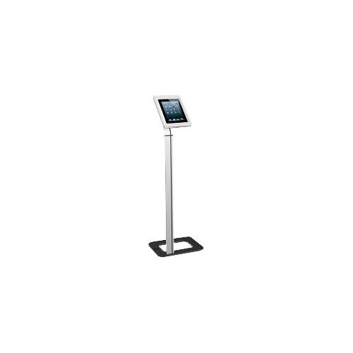 "NewStar Anti-Theft Tablet Floor Stand - Silver - Stand for tablet - lockable - silver - screen size: 9.7""-10.1"" - floor-standing"
