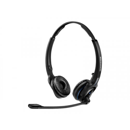 Sennheiser MB Pro 2 UC ML - Headset - on-ear - Bluetooth - wireless