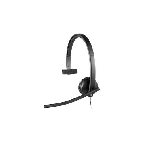 Logitech USB Headset H570e - Headset - on-ear - wired