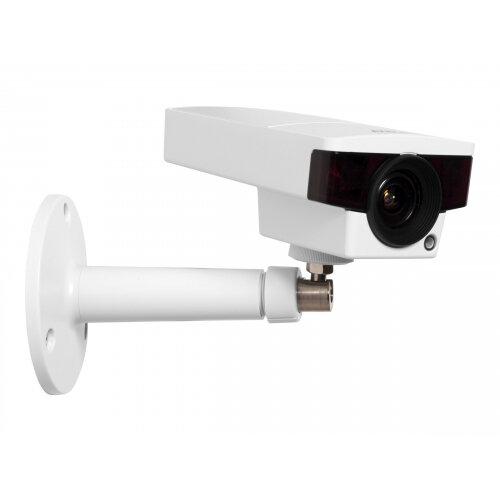 AXIS M1145-L Network Camera - Network surveillance camera - colour (Day&ight) - 1920 x 1080 - auto iris - vari-focal - LAN 10/100 - MJPEG, H.264 - PoE