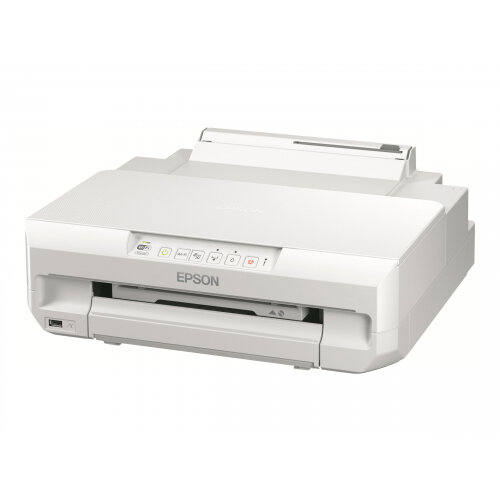 Epson Expression Photo XP-55 - Printer - colour - Duplex - ink-jet - A4/Legal - 5760 x 1400 dpi - up to 32 ppm (mono) / up to 32 ppm (colour) - capacity: 100 sheets - USB, LAN, Wi-Fi