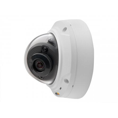 AXIS M3024-LVE Network Camera - Network surveillance camera - dome - outdoor - dustproof / weatherproof / vandal-proof - colour (Day&ight) - 1 MP - 1280 x 800 - M12 mount - fixed iris - fixed focal - LAN 10/100 - MPEG-4, MJPEG, H.264 - PoE Class 2