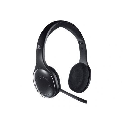 Logitech Wireless Headset H800 - Headset - on-ear - 2.4 GHz - wireless