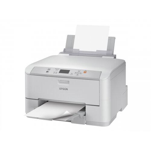 Epson WorkForce Pro WF-M5190DW - Printer - monochrome - Duplex - ink-jet - A4/Legal - 1200 x 2400 dpi - up to 34 ppm - capacity: 330 sheets - USB 2.0, Gigabit LAN, Wi-Fi(n)
