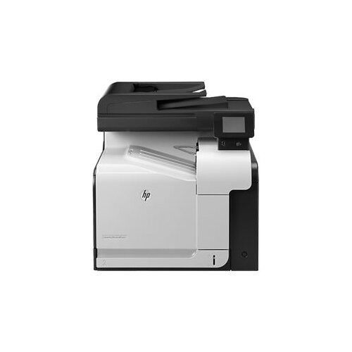 HP LaserJet Pro MFP M570dn - Multifunction printer - colour - laser - Legal (216 x 356 mm) (original) - A4/Legal (media) - up to 30 ppm (copying) - up to 30 ppm (printing) - 350 sheets - 33.6 Kbps - USB 2.0, Gigabit LAN, USB host