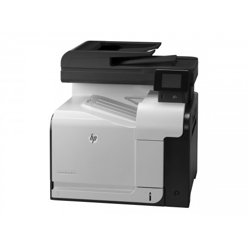 HP LaserJet Pro MFP M570dw - Multifunction printer - colour - laser - Legal (216 x 356 mm) (original) - A4/Legal (media) - up to 30 ppm (copying) - up to 30 ppm (printing) - 350 sheets - 33.6 Kbps - USB 2.0, Gigabit LAN, Wi-Fi(n), USB host