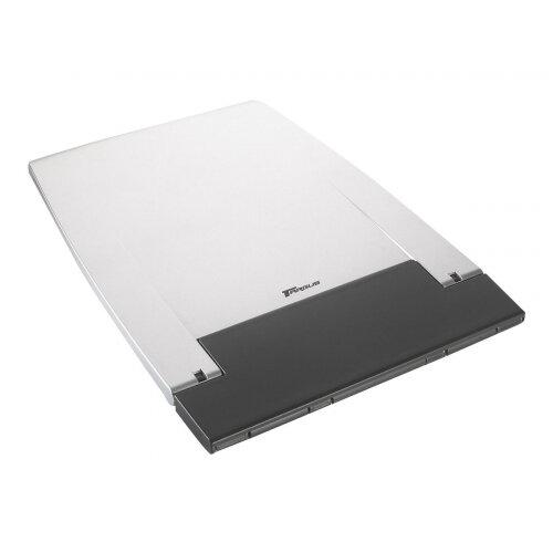 """Targus Ergo M-Pro Notebook Stand - Notebook stand - 17"""" - silver, dark grey"""