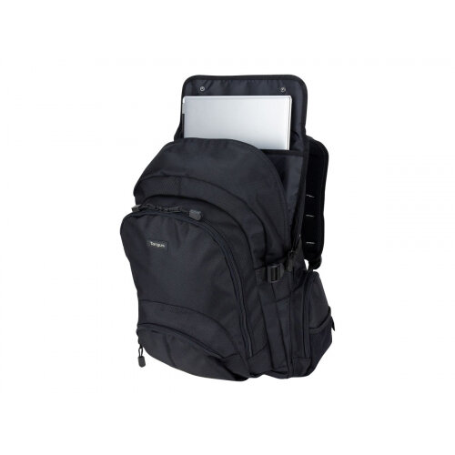 """Targus 15.4 - 16"""" / 39.1 - 40.6cm Classic Backpack - Notebook carrying backpack - 16"""" - black"""
