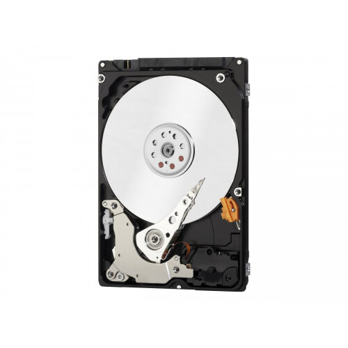 "WD Laptop Mainstream WDBMYH0010BNC - Hard drive - 1 TB - internal - 2.5"" - SATA 3Gb/s - 5400 rpm - buffer: 8 MB"