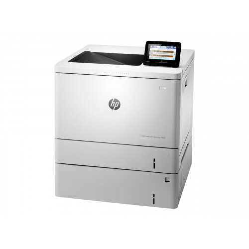 HP Color LaserJet Enterprise M553x - Printer - colour - Duplex - laser - A4/Legal - 1200 x 1200 dpi - up to 38 ppm (mono) / up to 38 ppm (colour) - capacity: 1200 sheets - USB 2.0, Gigabit LAN, NFC, USB 2.0 host