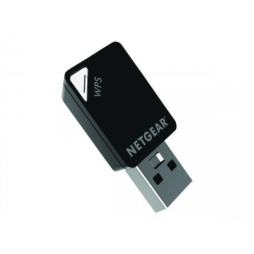NETGEAR A6100 WiFi USB Mini Adapter - Network adapter - USB - 802.11b, 802.11a, 802.11g, 802.11n, 802.11ac