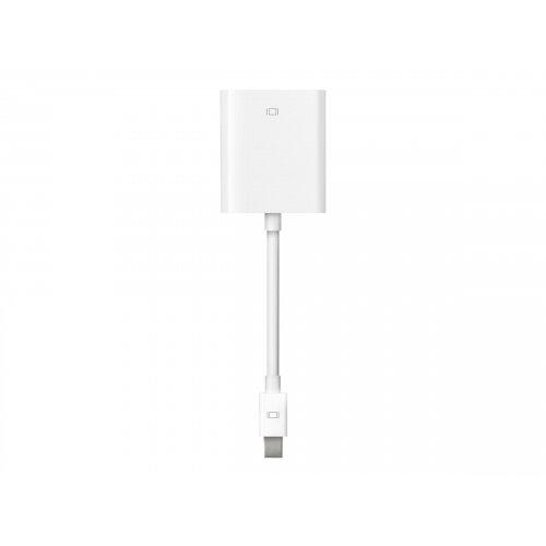 Apple - VGA adapter - Mini DisplayPort (M) to HD-15 (F) - for iMac; Mac mini; MacBook (Late 2008, Late 2009, Mid 2010); MacBook Air; MacBook Pro