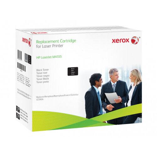 Xerox HP LaserJet 600 M601 - Black - toner cartridge (alternative for: HP CE390A) - for HP LaserJet Enterprise 600 M601, 600 M602, 600 M603, M4555