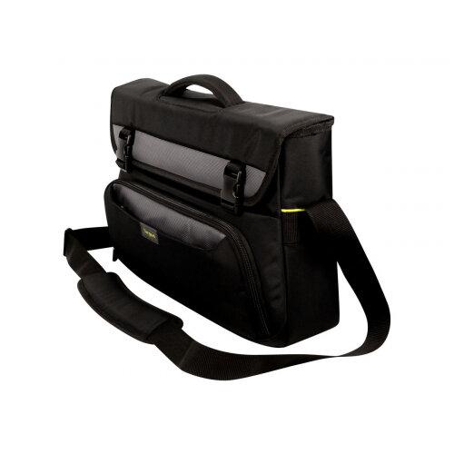 "Targus CityGear 15-17.3"" Laptop Messenger - Notebook carrying case - Laptop Bag - 17.3"" - black"
