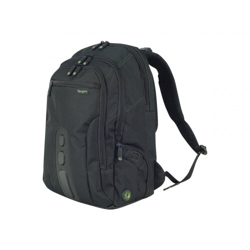 "Targus EcoSpruce 15.6 inch / 39.6cm Backpack - Notebook carrying backpack - 15.6"" - black"