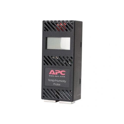 APC - Temperature &humidity sensor - black