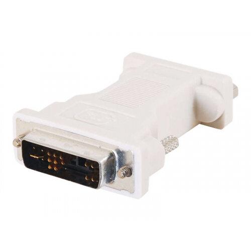 C2G - VGA adapter - DVI-I (M) to HD-15 (F)