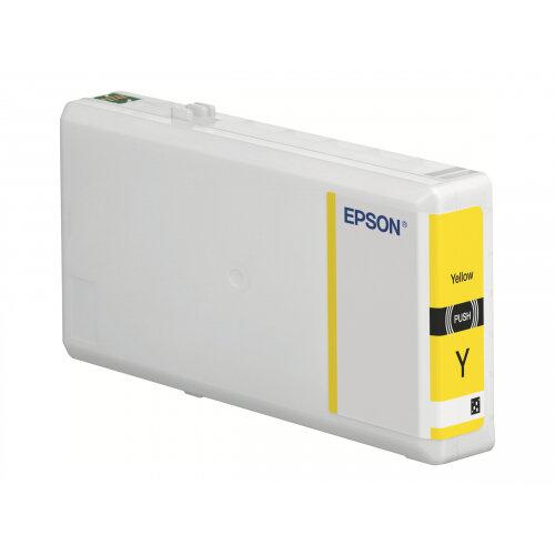 Epson T7894 - 34.2 ml - XXL size - yellow - original - ink cartridge - for WorkForce Pro WF-5110DW, WF-5190DW, WF-5190DW BAM, WF-5620DWF, WF-5690DWF, WF-5690DWF BAM