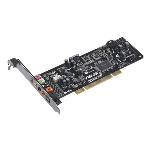 ASUS Xonar DG - Sound card - 24-bit - 96 kHz - 105 dB SNR - 5.1 - PCI - CMI-8786 - low profile