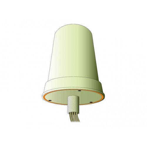 Cisco Aironet Dual-Band MIMO Wall-Mounted Omnidirectional Antenna - Antenna - 4 dBi - omni-directional - outdoor, wall-mountable, indoor